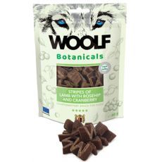 Woolf Botanicals Lamb stripes with rosehip and cranberry 80 g