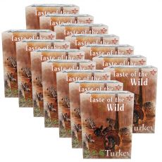 Vanička Taste of the Wild Turkey 14 x 390 g
