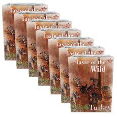 Vanička Taste of the Wild Turkey 7 x 390 g