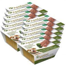 Applaws Paté Dog - paštéta pre psov s jahňacím mäsom a zeleninou, 12 x 150g