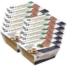 Applaws Paté Dog - paštéta pre psov s lososom a zeleninou, 12 x 150g