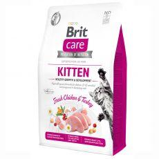 Brit Care Cat Grain-Free Kitten 7 kg