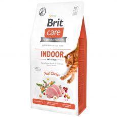 Brit Care Cat Grain-Free Indoor Anti-stress 7 kg