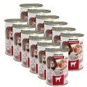 New BEWI DOG konzerva – Teľacie, 12 x 400g