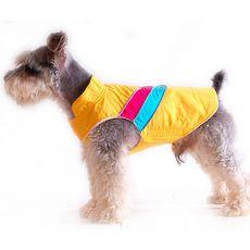 Vestička pre psy - žltá, XS
