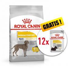 ROYAL CANIN Maxi Dermacomfort granule pre veľké psy s problémami s kožou 10 kg