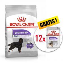 ROYAL CANIN Maxi Sterilised granule pre kastrované veľké psy 9 kg