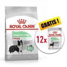 ROYAL CANIN Medium Digestive Care granule pre stredných psov s citlivým trávením 10 kg