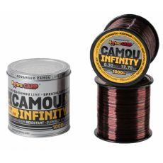Extra carp Extra Carp Vlasec Infinity Camou 1000m