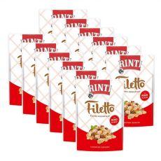 Kapsička RINTI Filetto kura + hovädzie, 12 x 100g