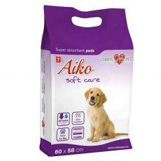 AIKO Soft Care podložky pre psov 7 ks - 60 x 58 cm