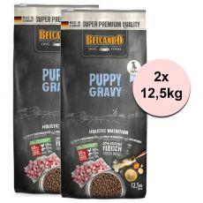 BELCANDO Puppy Gravy 2 x 12,5 kg