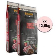 BELCANDO Adult Power 2 x 12,5 kg
