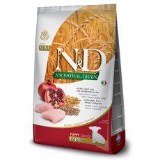 Farmina N&D dog LG PUPPY MINI Chicken & Pomegranate 800 g