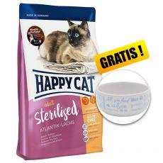 Happy Cat Sterilised Atlantik Lachs / Losos 4 kg