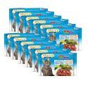 Stuzzy Cat kapsičky MULTIPACK treska + losos 12 x (4 x 100 g)