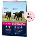 Eukanuba Mature Large Breed 2 x 12 kg