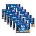 Kapsičky BRIT Premium Cat Fish Plate 12 x (4 x 100 g)