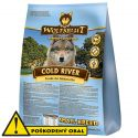 WOLFSBLUT Cold River Small Breed 2 kg - POŠKODENÝ OBAL