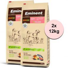 EMINENT Grain Free Puppy 2 x 12 kg