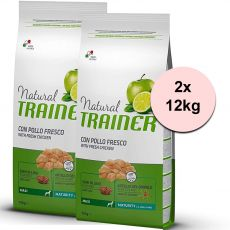 TRAINER Natural Maxi Maturity Chicken 2 x 12 kg