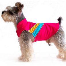 Vesta pre psíka - tmavo-ružová, XXL