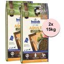 Bosch ADULT Hydina a Proso 2 x 15kg