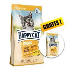 Happy Cat Minkas Hairball Control 10 kg + DARČEK