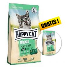 Happy Cat Minkas Perfect Mix 10 kg + DARČEK
