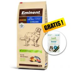 EMINENT Grain Free Adult Large Breed 12 kg + DARČEK