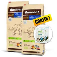 EMINENT Grain Free Adult Large Breed 2 x 12 kg + DARČEK