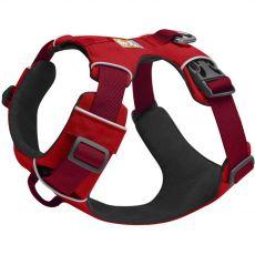 Postroj pre psy Ruffwear Front Range Harness, Red Sumac XXS