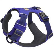 Postroj pre psy Ruffwear Front Range Harness, Huckleberry Blue S