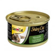 GimCat ShinyCat in jelly kura 70 g
