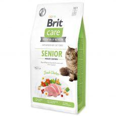 Brit Care Cat Grain-Free Senior 7 kg