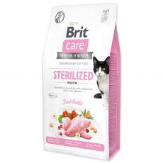 Brit Care Cat Grain-Free Sterilized Sensitive 7 kg