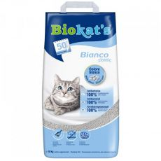 Biokat's Bianco classic podstielka 10 kg