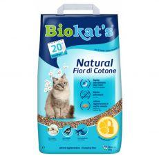 Biokat's Natural Fior di Cotone podstielka 10 kg
