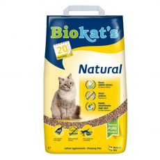Biokat's Natural podstielka 10 kg