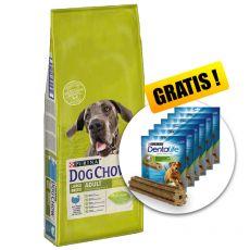 PURINA DOG CHOW ADULT LARGE BREED Turkey 14kg + DARČEK