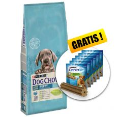 PURINA DOG CHOW PUPPY Large Breed TURKEY 14kg+ DARČEK
