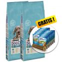 PURINA DOG CHOW PUPPY Large Breed TURKEY 2 x 14 kg+ DARČEK