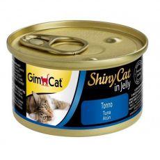GimCat ShinyCat tuniak 70 g