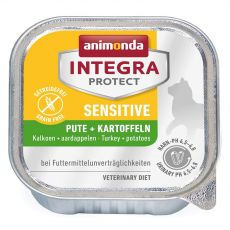 Animonda INTEGRA Protect dog Sensitive morčacie s paštrnákom 150 g