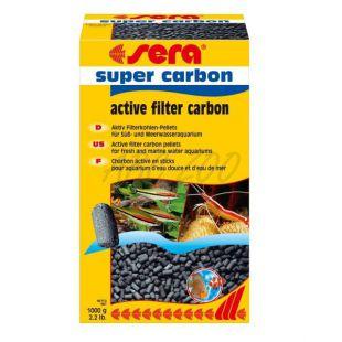 sera super carbon 1000g ( aktívne uhlie )