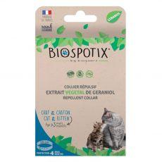 Obojok BIOGANCE Biospotix Cat s repelentným účinkom 35 cm