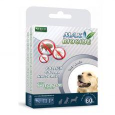 MAX BIOCIDE Antiparazitný obojok pre stredné psy 60 cm