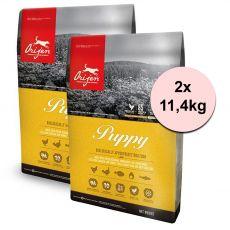 ORIJEN Puppy 2 x 11,4 kg