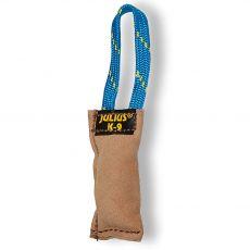 JULIUS K-9 kožený pešek s jedným pútkom 10 x 2,5 cm