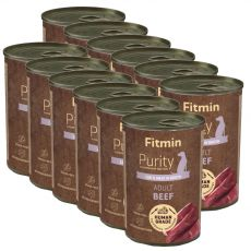 Fitmin Purity Adult Beef 12 x 400 g